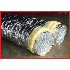 Flexible Duct (Pre-Insulated)
